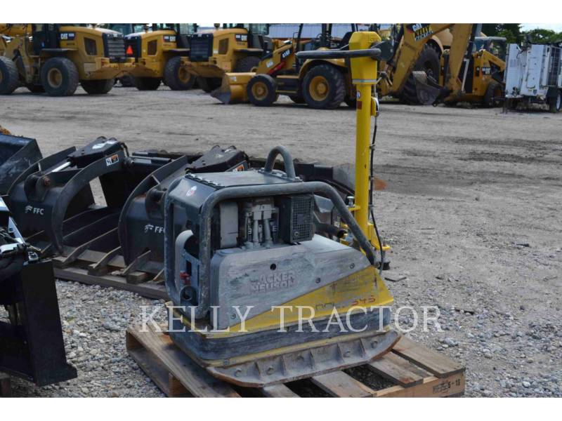 WACKER CORPORATION  VIBRATORY PLATE COMPACTOR DPU5545HE equipment  photo 1
