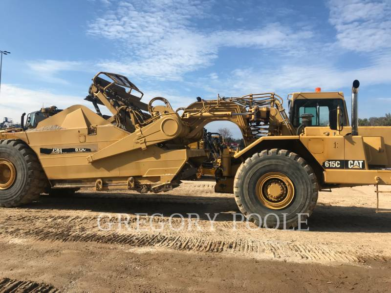 CATERPILLAR MOTOESCREPAS 615C II equipment  photo 4