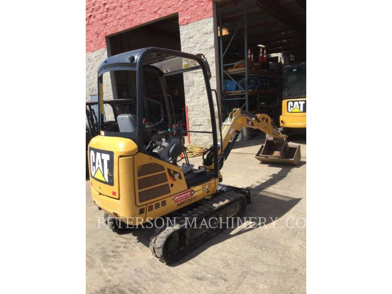 CATERPILLAR ESCAVADEIRAS 301.7D equipment  photo 2