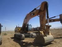 Equipment photo CATERPILLAR 349 D L RUPSGRAAFMACHINES 1
