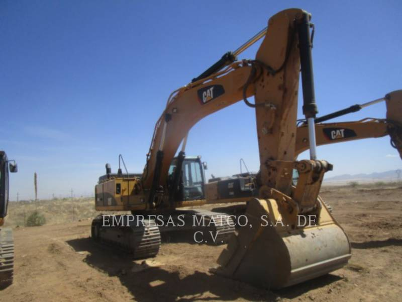 CATERPILLAR ESCAVATORI CINGOLATI 349 D L equipment  photo 1