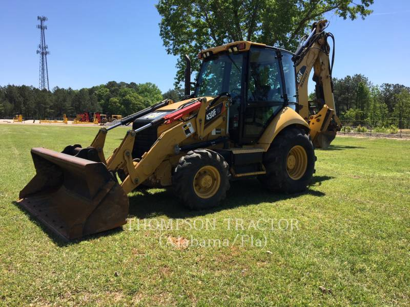 CATERPILLAR RETROEXCAVADORAS CARGADORAS 430F IT equipment  photo 6