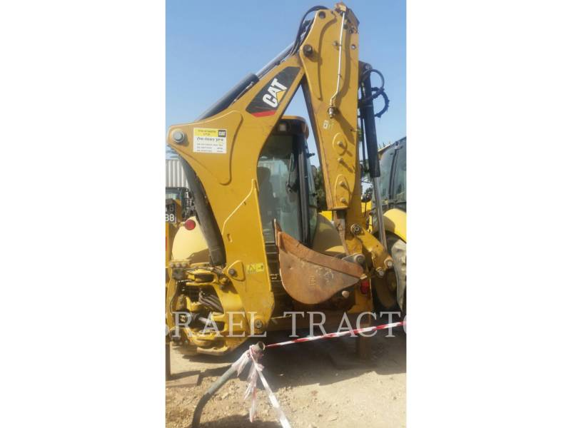CAT TRADE-IN BAGGERLADER 432F equipment  photo 2