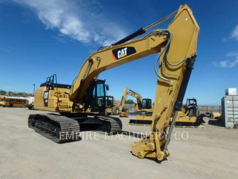 CATERPILLAR トラック油圧ショベル 330FL ST P equipment  photo 1
