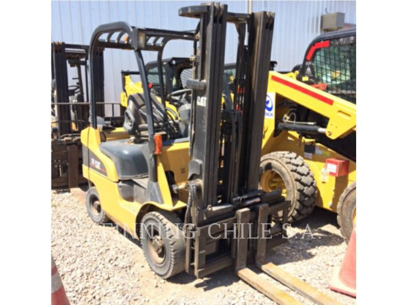 CATERPILLAR FORKLIFTS GP20CN equipment  photo 1