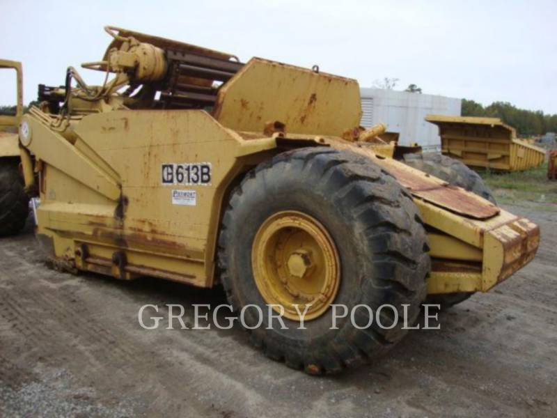 CATERPILLAR WHEEL TRACTOR SCRAPERS 613B equipment  photo 23
