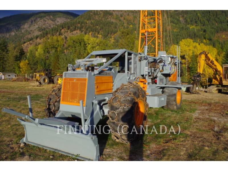 SKYLEAD FORESTRY - YARDER C-40 equipment  photo 2