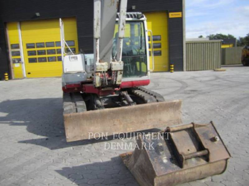 CATERPILLAR TRACK EXCAVATORS TB175 equipment  photo 8