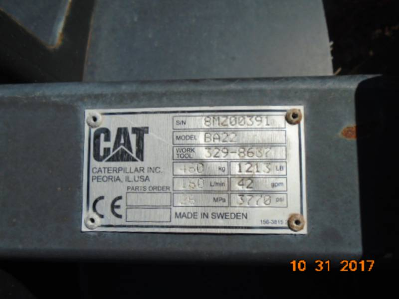 CATERPILLAR WHEEL LOADERS/INTEGRATED TOOLCARRIERS 908M equipment  photo 11