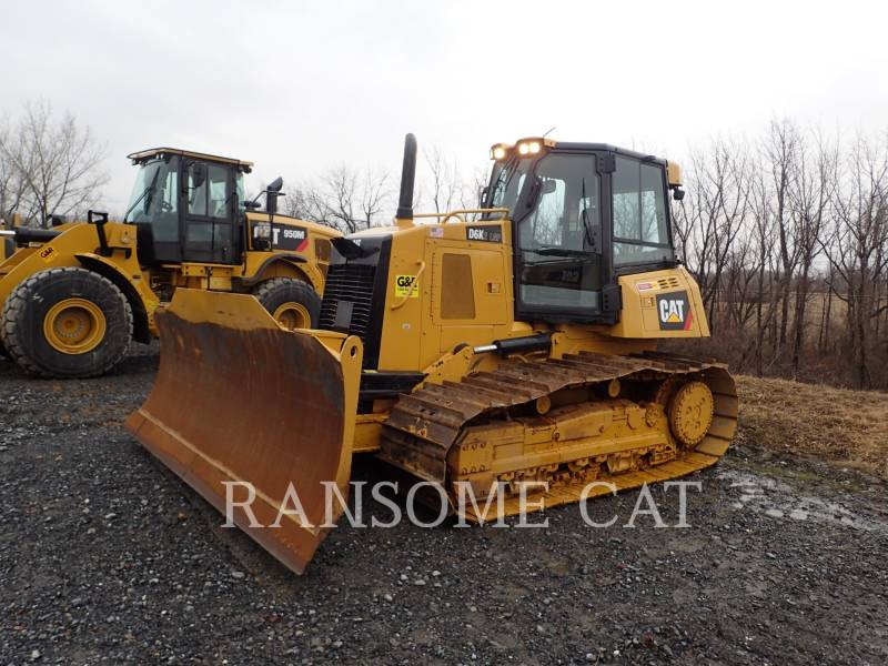 CATERPILLAR TRATORES DE ESTEIRAS D6K2LGP equipment  photo 1