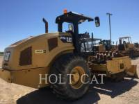 CATERPILLAR VIBRATORY SINGLE DRUM ASPHALT CP56B equipment  photo 4