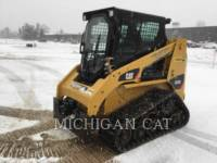 Equipment photo CATERPILLAR 247B3 CQ MULTI TERRAIN LOADERS 1