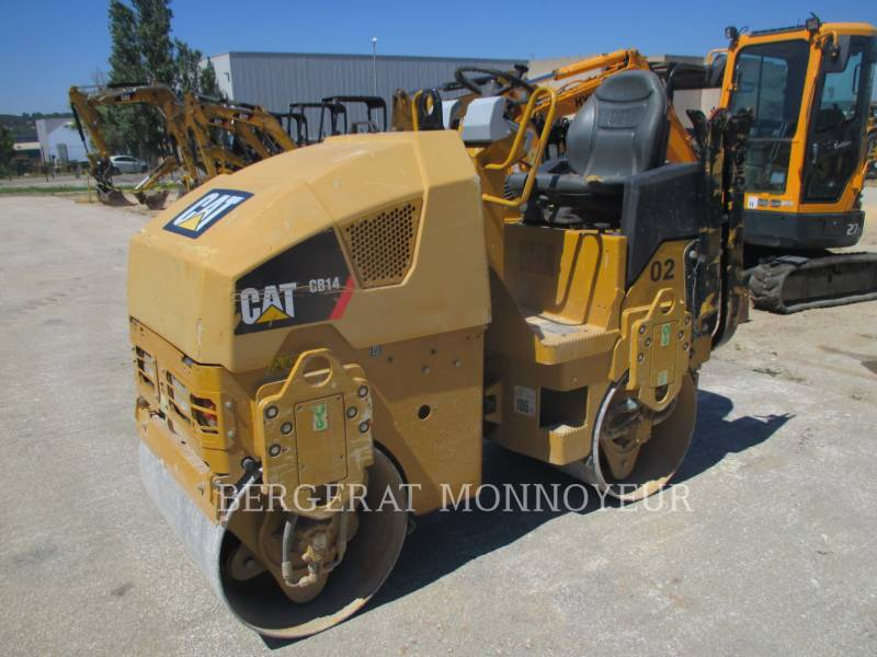 CATERPILLAR COMPACTEURS CB14 equipment  photo 4