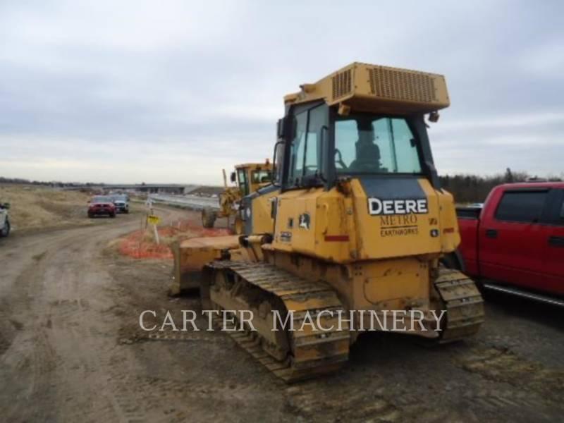 DEERE & CO. KETTENDOZER DER 700J equipment  photo 4
