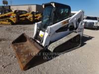 BOBCAT CHARGEURS COMPACTS RIGIDES T650 equipment  photo 1