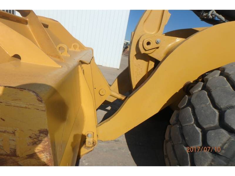 CATERPILLAR CARGADORES DE RUEDAS 966K equipment  photo 6