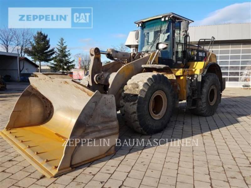 CATERPILLAR RADLADER/INDUSTRIE-RADLADER 966KXE equipment  photo 1