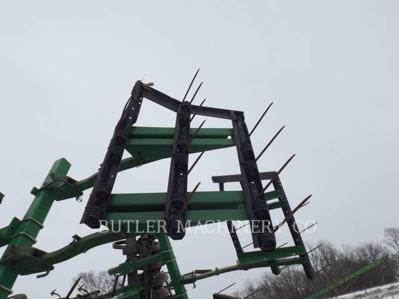 DEERE & CO. AG TILLAGE EQUIPMENT 637 equipment  photo 12