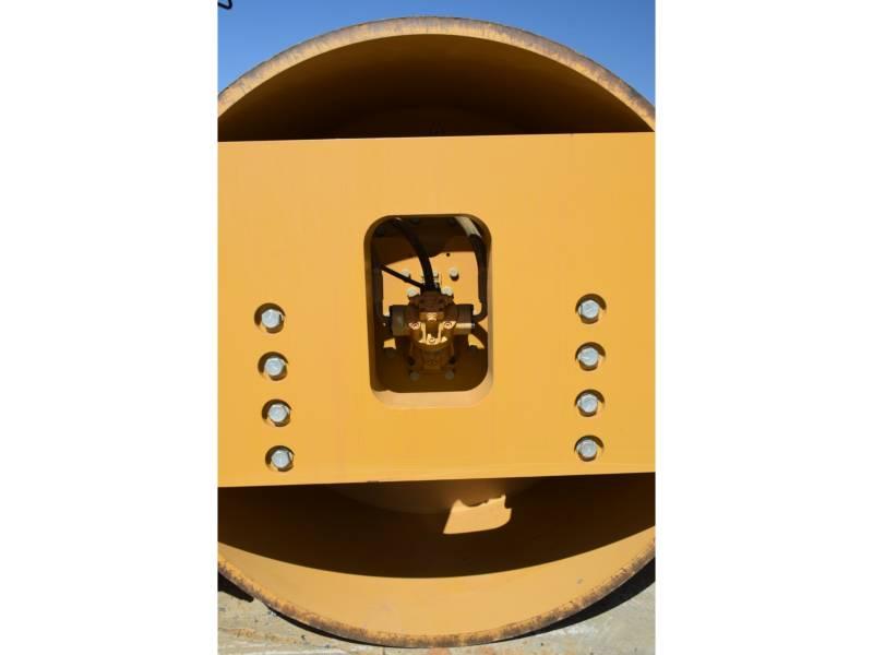 CATERPILLAR 振動シングル・ドラム・スムーズ CS78B equipment  photo 13