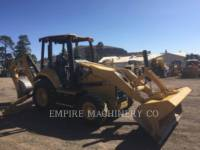 CATERPILLAR BAGGERLADER 420F2 4EOP equipment  photo 4