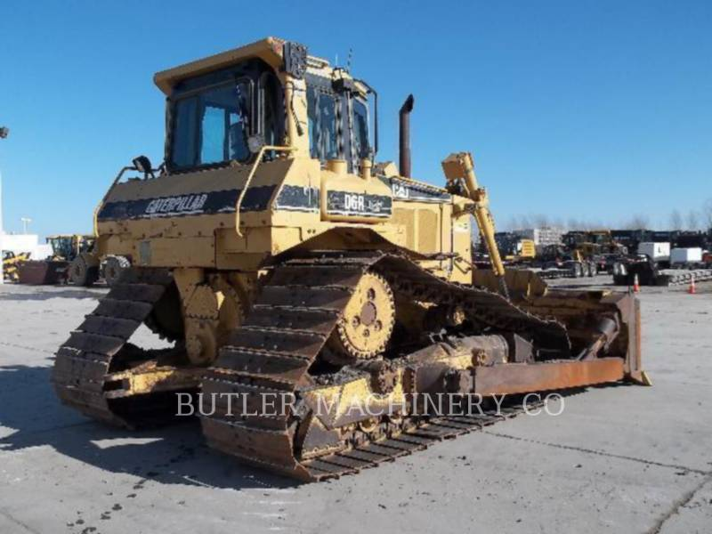 CATERPILLAR TRACTEURS SUR CHAINES D 6 R LGP equipment  photo 4