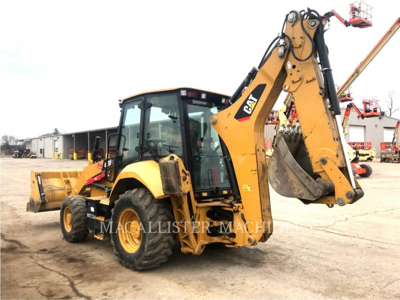 CATERPILLAR RETROEXCAVADORAS CARGADORAS 420 F 2 equipment  photo 3