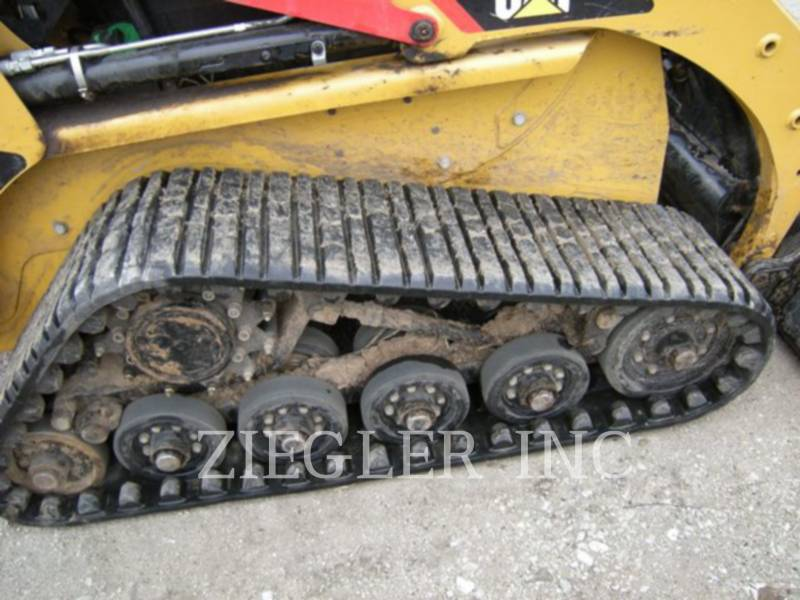 CATERPILLAR MULTI TERRAIN LOADERS 247B3 equipment  photo 5