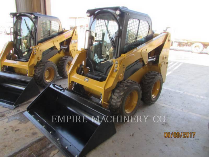CATERPILLAR MINICARGADORAS 226D CA equipment  photo 1