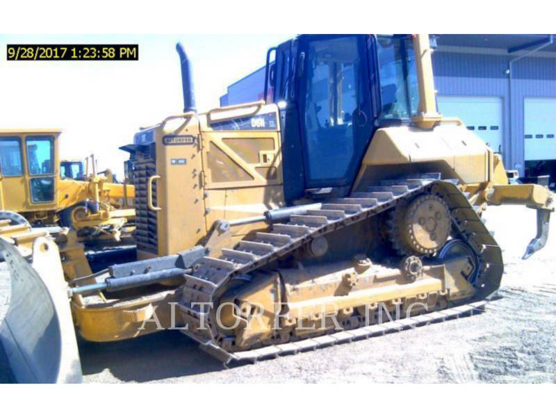 CATERPILLAR TRACK TYPE TRACTORS D6N XL R equipment  photo 2