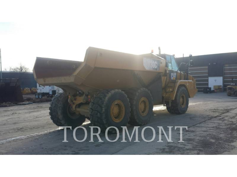 CATERPILLAR DUMPER ARTICOLATI 730C2 equipment  photo 4