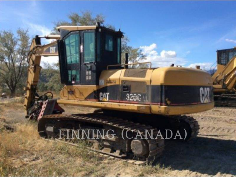 CATERPILLAR Industrie forestière - Cisaille 320CFMHW equipment  photo 4