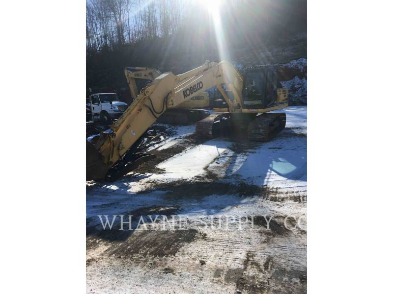 KOBELCO / KOBE STEEL LTD TRACK EXCAVATORS SK210-9 equipment  photo 8