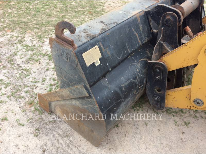 CATERPILLAR BAGGERLADER 420FIT equipment  photo 7