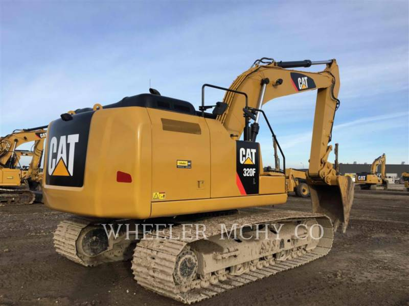 CATERPILLAR TRACK EXCAVATORS 320F L equipment  photo 2