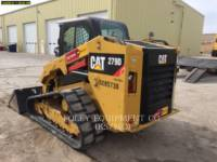 CATERPILLAR CHARGEURS TOUT TERRAIN 279D equipment  photo 3