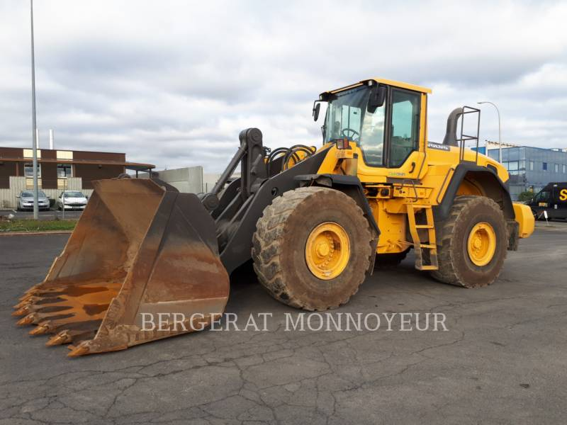 VOLVO CONSTRUCTION EQUIPMENT CHARGEURS SUR PNEUS MINES L180G equipment  photo 1