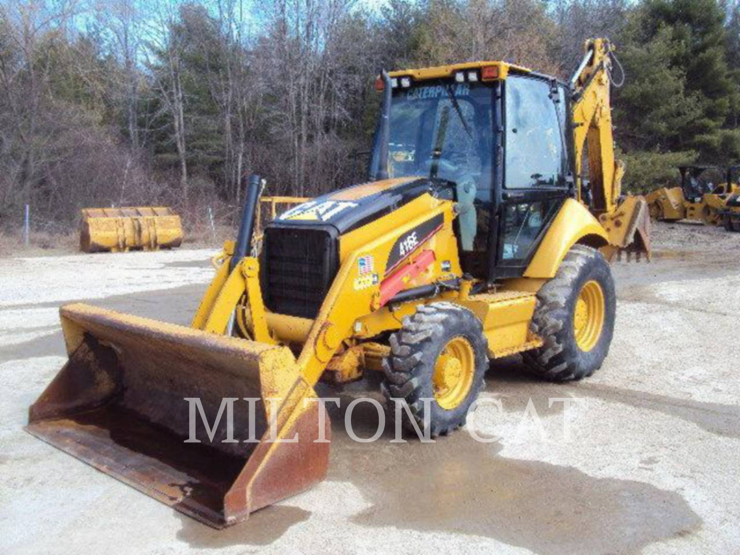 Detail photo of 2006 Caterpillar 416E from Construction Equipment Guide