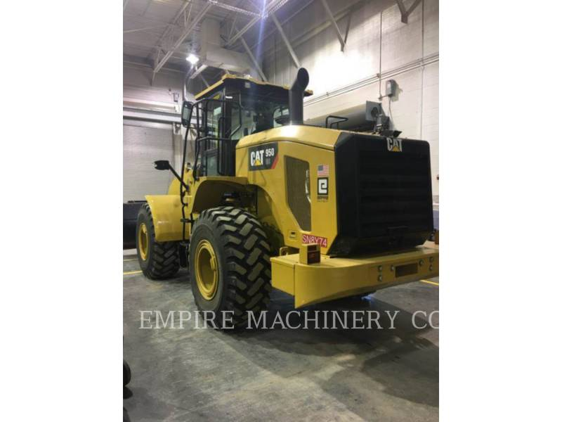 CATERPILLAR CARGADORES DE RUEDAS 950GC FC equipment  photo 4