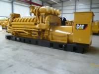 Equipment photo CATERPILLAR C175 固定式発電装置 1