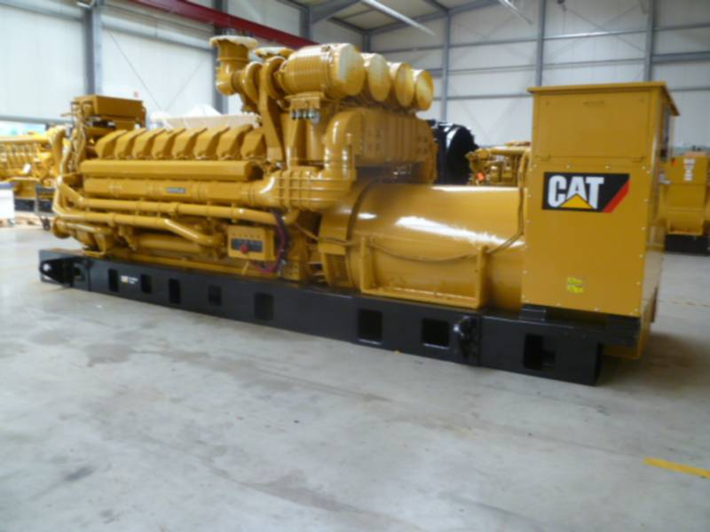 CATERPILLAR STATIONÄRE STROMAGGREGATE C175-16 equipment  photo 1