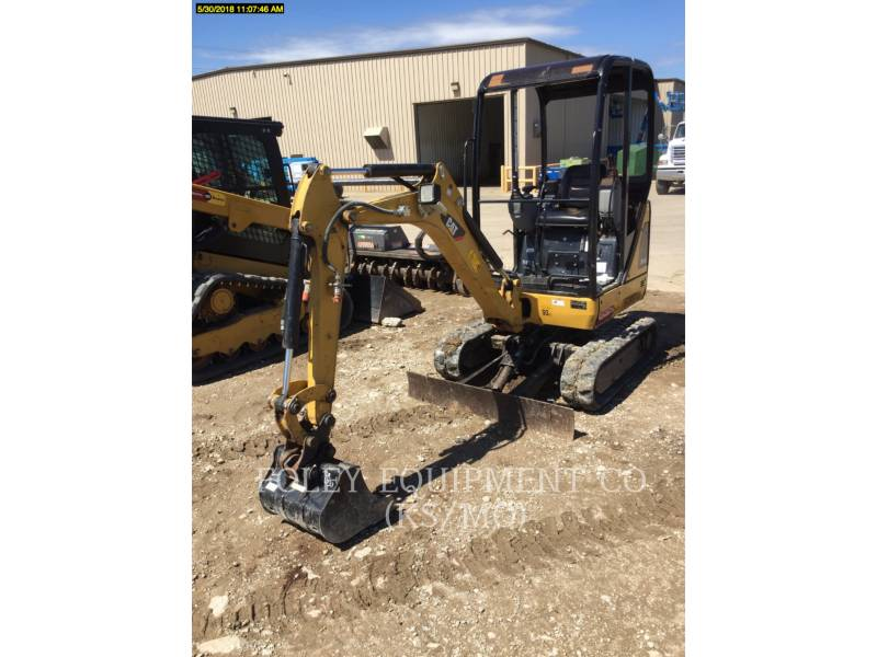 CATERPILLAR TRACK EXCAVATORS 301.4CSO equipment  photo 2
