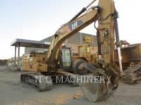 Equipment photo CATERPILLAR 323FL KETTEN-HYDRAULIKBAGGER 1