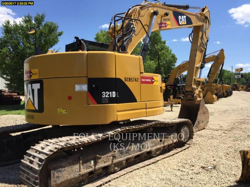 CATERPILLAR TRACK EXCAVATORS 321DLCR9 equipment  photo 4