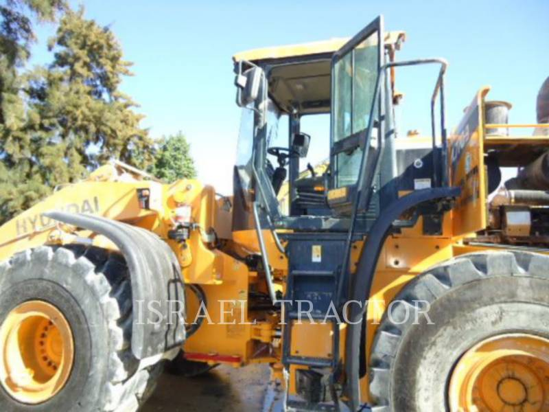 HYUNDAI CONSTRUCTION EQUIPMENT CHARGEURS SUR PNEUS/CHARGEURS INDUSTRIELS HL770-9 equipment  photo 11