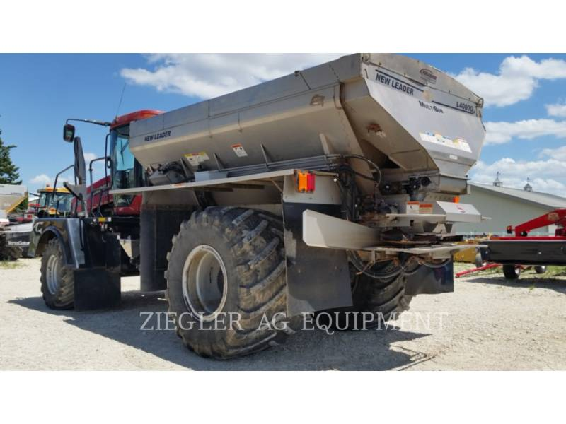 CASE/NEW HOLLAND Flotadores TITAN4520 equipment  photo 10