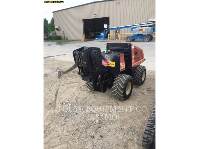 DITCH WITCH (CHARLES MACHINE WORKS) ZANJADORAS 410SX equipment  photo 3