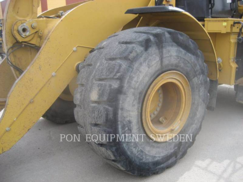 CATERPILLAR WHEEL LOADERS/INTEGRATED TOOLCARRIERS 972 K equipment  photo 11