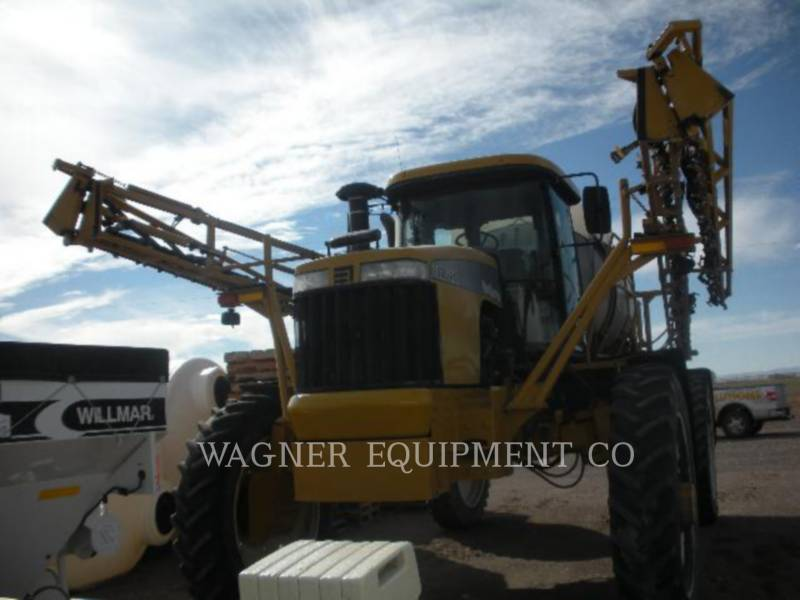 AG-CHEM PULVERIZADOR RG1264C equipment  photo 2