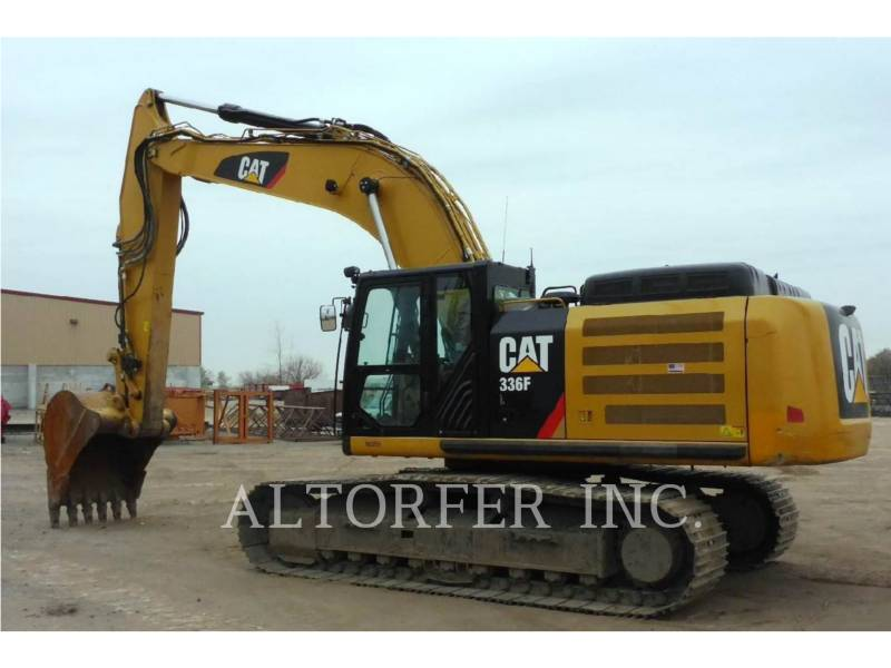 CATERPILLAR EXCAVADORAS DE CADENAS 336FL TH equipment  photo 2