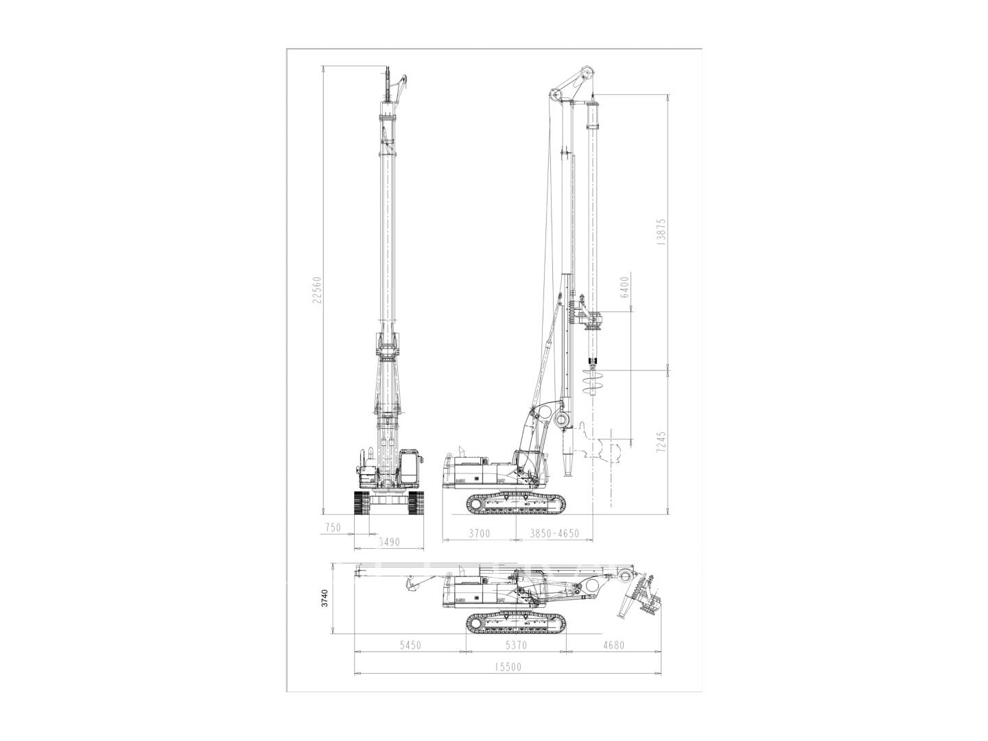 Detail photo of 2006 IMT AF230 from Construction Equipment Guide